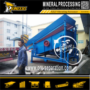 Large Capacity Vibrating Screen Equipment Sand Gravel Washing Separator pictures & photos