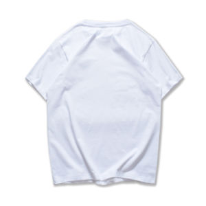 Customize High Quality Cotton Style Embroidery Man′s T Shirt of Round Neck pictures & photos