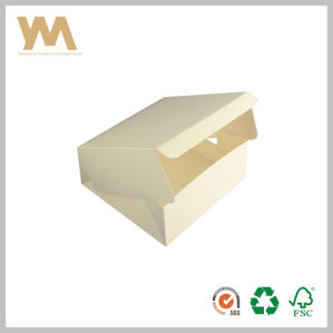White Gift Box Cosmetic Box Cylinder Box OEM Packing Paper Box pictures & photos