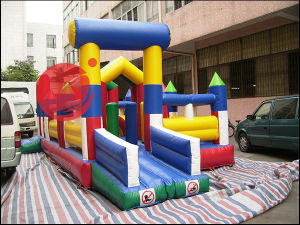 2017 Inflatable Toy/Inflatable Jumping Castle Amusement Park (T6-414) pictures & photos