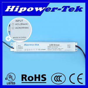 UL Listed 32W, 680mA, 48V Constant Current LED Driver with 0-10V Dimming pictures & photos