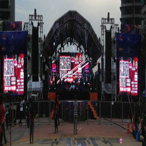 P10 Full Color 4scan Outdoor Rental LED Display Screen pictures & photos