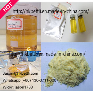Trenbolone Acetate Steroid Powder Semi Finished Oil Steroid Tren Ace pictures & photos