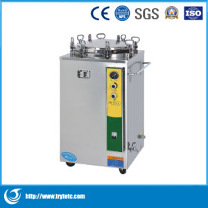 Vertical Pressure Steam Sterilizer-Autoclave Sterilizer pictures & photos