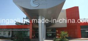 Globond Aluminium Composite Panel with PVDF Coating PF018 pictures & photos