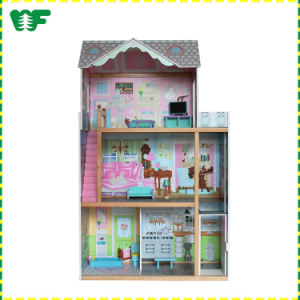 Mini Furniture Happy Family Doll House Kids pictures & photos