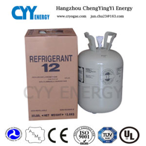 GB Approval Refrigerant Gas R12 High Purity with Good Quality pictures & photos