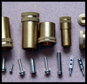 High Precision CNC Parts pictures & photos