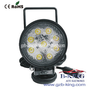 27W Rechargeable LED Working Light with Magnet pictures & photos