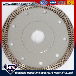 High Quality Cyclone Mesh Turbo Diamond Saw Blade/ Diamond Cutting Wheel pictures & photos
