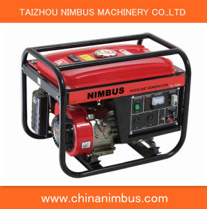 2014 New High Quantity 3kw Gasoline Home Generator