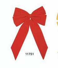 Red Velvet Christmas Bow Ties Supplier pictures & photos