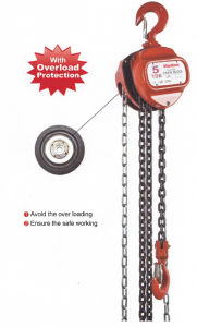 5ton Ck Type Chain Hoist/Chain Block pictures & photos
