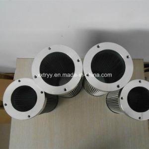 Interchange Leemin Hydraulic Oil Filter Wu630X100f-J, Wu-400X100-J, Wu-250X80f-J pictures & photos