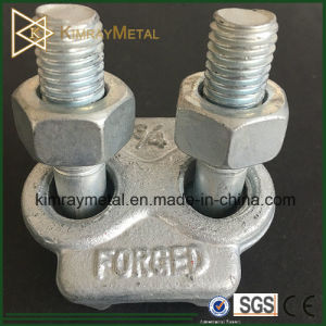 Hot DIP Galvanized Drop Forged Wire Rope Clamp pictures & photos