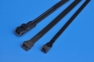 Double Locking Cable Tie (nylon, 9.0*260) pictures & photos