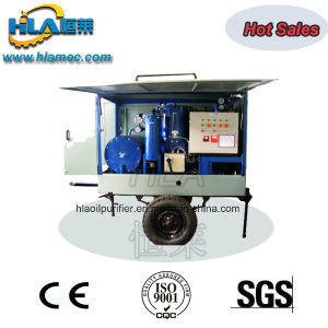 Vacuum Weather Proof Used Cooking Oil Purification Machine pictures & photos