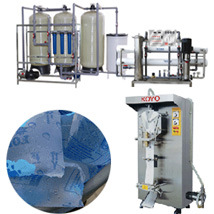 Koyo Complete Water Sachet Produce Line