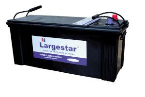 Mf N120 12V120ah JIS Standard SLA Truck Starter Battery pictures & photos