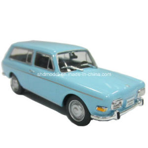 Die Cast Blue Model Car (OEM) pictures & photos