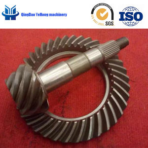 BS2500 Spiral Bevel Gear Ratio 9/38 Differential for Toyota Car Gear Helical Bevel Gear pictures & photos