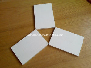 Tapered Edge Magnesium Oxide Fireproof Board for Internal Wall pictures & photos