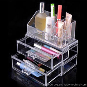 PS Acrylic Storage Box (HA30004) pictures & photos