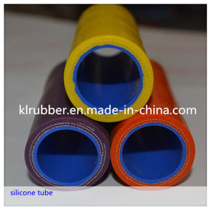 Heat Resistance Straight / Elbow Auto Silicone Hose pictures & photos