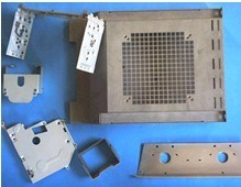 Custom Stainless Steel Sheet Metal Stamping Part pictures & photos
