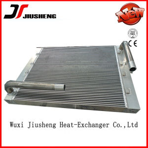 Aluminum Plate Bar Hydraulic Oil Cooler for Construction Machinery