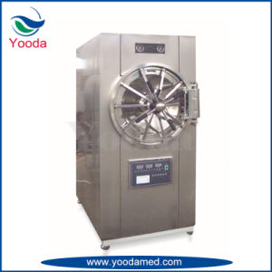Horizontal Cylindrical Pressure Steam Autoclave with Drying Function pictures & photos