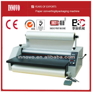 Double Side Film Laminating Machine Small Size pictures & photos
