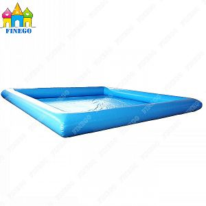 Cheap Kids Inflatable Swimming Water Toys Square Pool for Sale pictures & photos