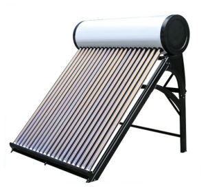 250L Unpressure Solar Water Heater for Home Use (150703) pictures & photos
