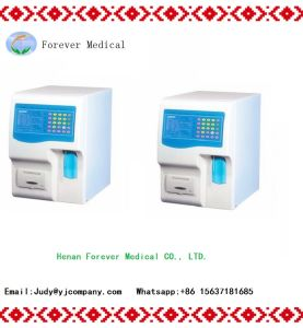 Double Apertures for Wbc and Rbc/Plt Hematology Analyzer pictures & photos