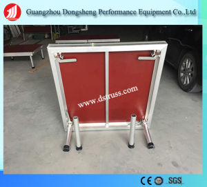 Outdoor Use Moving Stage Event Stage Aluminum Alloy Activity Stage pictures & photos