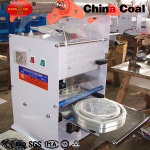 X04355 Manual Cup Tray Sealing Machine pictures & photos