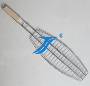 Barbecue Fish Tool, BBQ Wire Mesh pictures & photos