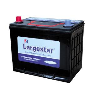 Mf N60 12V60ah JIS Standard 12volt Acid Battery for Car Starting pictures & photos