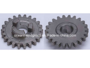 sintered part: powder metallurgy gear and gear drive pictures & photos