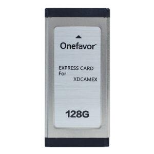 32g 32GB 64G 64GB 128g 128GB Esxs Sxs Card Express Card for Sony Xdcam Camera pictures & photos
