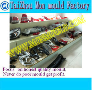 Plastic Injection Auto Motor Vehicle Lens Mold, Lens Housing Mold pictures & photos
