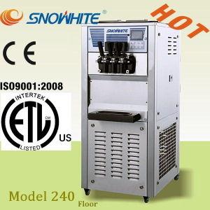 Standing Soft Serve Ice Cream Machine