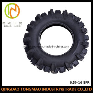 High Quality Radital Agricultural Tyre/6.50-16 Tractor Tire pictures & photos