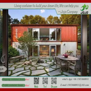 Cheap Hotel 20FT Standard Portable Prefab Shipping Container Homes for Sale for Pakistan/Modular Home pictures & photos