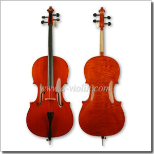 Wholesale Handmade Advanced Flamed Cello (CH100H) pictures & photos