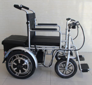 Popular Folding Mobility Scooter Disable Wheelchair (FP-EMS06) pictures & photos