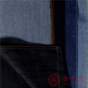 Qm3508-2 Denim Fabric for Jeans pictures & photos