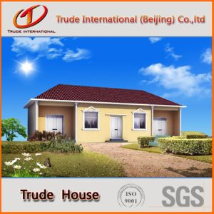 Customized Color Steel Sandwich Panels Mobile/Modular/Prefab/Prefabricated Villa pictures & photos