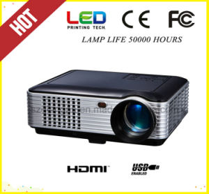 1080P HD Home Theater Projector with HDMI, TV (SV-226) pictures & photos